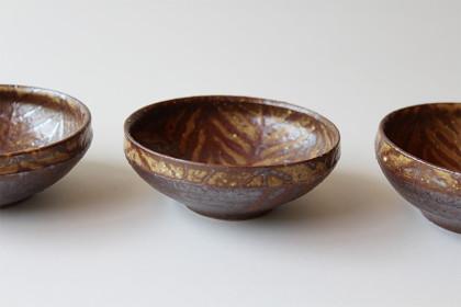 鉄絵 豆鉢