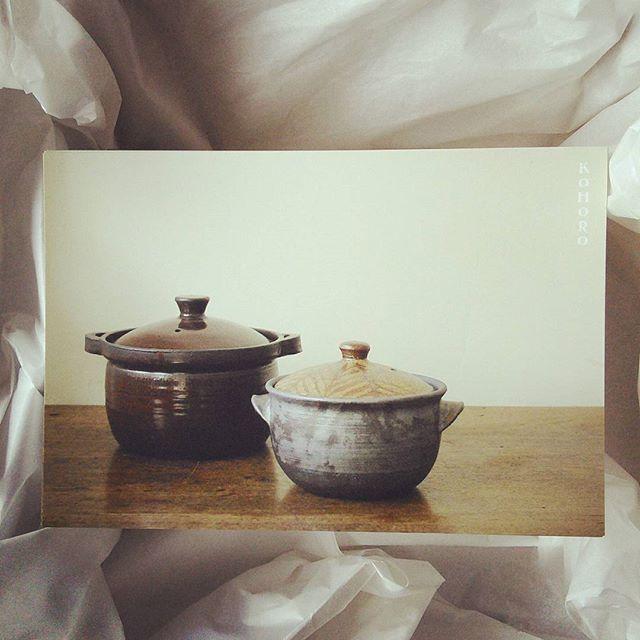 DMが出来ました!城 進 展 2015.11.20~11.30KOHORO(東京 二子玉川)にて11.21(土)  土鍋ごはんのおむすび12:00~ 14:00~料理家スズキエミさんに土鍋を使っておむすびを作ってもらいます。ごはんを土鍋で炊くコツなどを聞きながら味見させてもらいましょう。#スズキエミ#城進#土鍋 - from Instagram