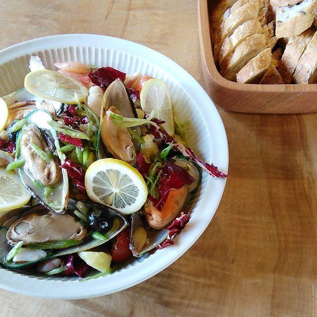 そろそろ始まる美味しい時間!@ciaotome さんの食事会!#四月の魚 - from Instagram