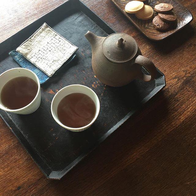 お茶の時間@jojosusumu
