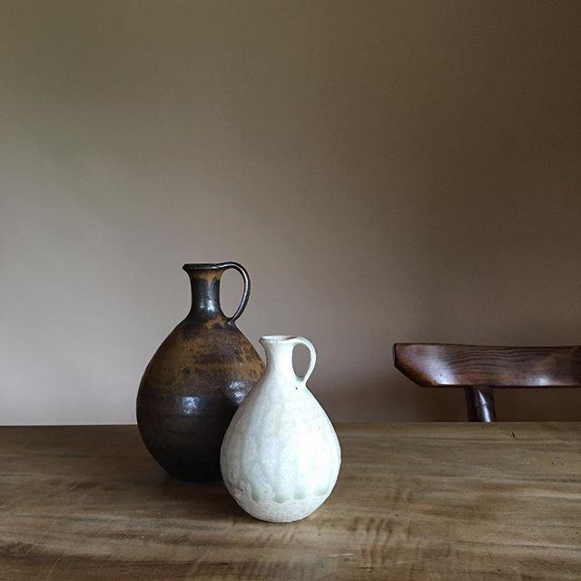 嵐の前の静けさ、ですか?今日焚くはずだった薪窯。間に合うのかーーー。.城進 陶磁器展10月5日(金)-10月24日(水)京都やまほん にて定休日 木曜日在廊日 10月5日@kyoto_yamahon @jojosusumu