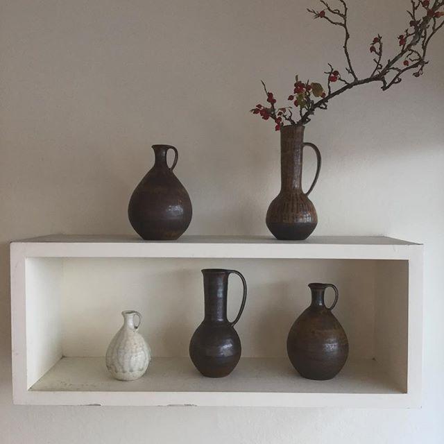 ラ・ロンダジルさんでの展示が始まりました。これからの季節にぴったりの器を選びに来てください。本日はお店でお待ちしております!.城 進 陶展10月20日-10月27日ラ・ロンダジル(東京 神楽坂)にて22日はお休み@la_ronde_d_argile @jojosusumu
