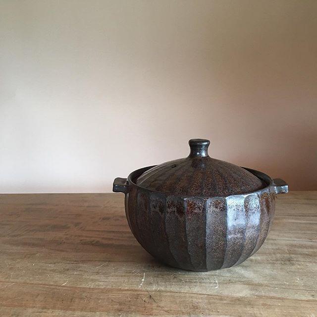 土鍋の季節です。色々作ってみました!.城 進 くらしの道具・日々のうつわ 展11月10日(土)〜18日(日)悠遊(福岡)にて在廊日 11/10、11/11@yu_yu0304 @jojosusumu