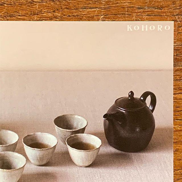DMできました。.次の展示は11/2(土)〜11/11(月)KOHORO二子玉川店にて