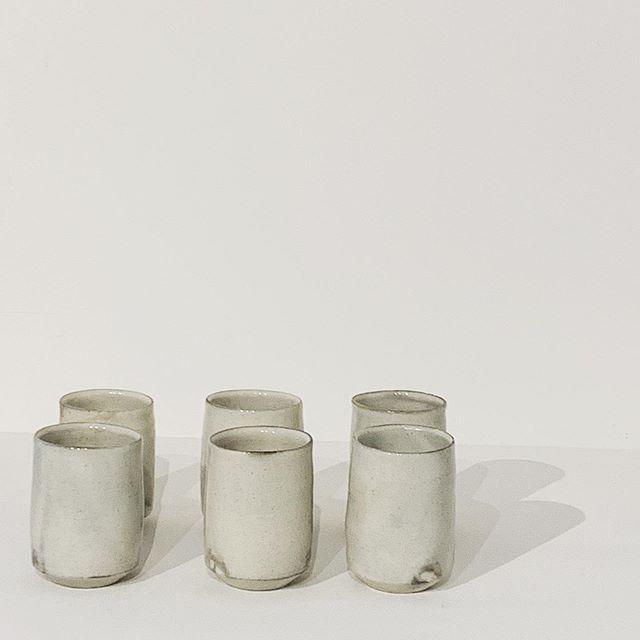 最近のウチの流行りは玄米茶。みなさんはお茶 呑みますか?城 進 展 普段使いの器2020.1.4 sat〜1.26 sunギャラリーやまほん にて在廊日 1/4、1/5@galleryyamahon @jojosusumu